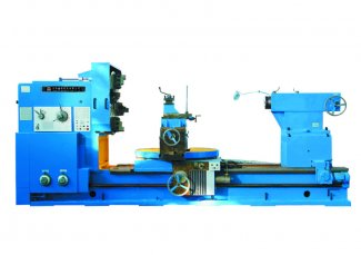 The spherical lathe is mainly for processing the spherical surface